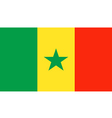 Senegal vector image