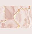 liquid marble texture vector image