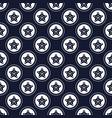 nautical spirit pattern vector image vector image