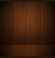 wood interior template for a content vector image