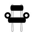 armchair icon image vector image vector image
