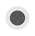 board target vector image