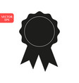 award icon in trendy flat style isolated on white vector image