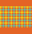 Colors check fabric texture background seamless