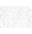 white plaster on grey background vector image