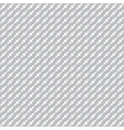 Modern seamless geometric pattern dots in line vector image