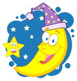 Happy Star And Moon