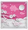 chinesenewyearpaper10 vector image vector image