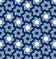 Seamless muslim pattern vector image vector image