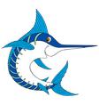 swordfish vector image vector image