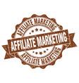 affiliate marketing stamp sign seal