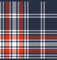 seamless tartan plaid pattern background vector image vector image