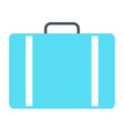 travel bag icon simple minimal 96x96 pictogram vector image vector image