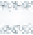abstract texture with squares vector image vector image