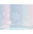 Christmas Card Backdrop vector image vector image