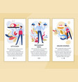 restaurant menu cooking classes or online courses vector image vector image
