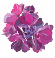 Spring Summer Flower vector image vector image