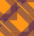 Geo pattern4 vector image vector image