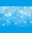winter backdrop xmas and new year background vector image