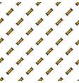 energy bar pattern seamless vector image vector image