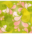 Green and Pink Abstract Background vector image