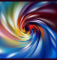 vibrant gradient abstract swirl background vector image vector image