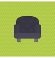 chair icon design vector image