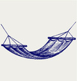 Hammock vector | Price: 1 Credit (USD $1)