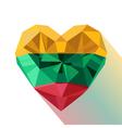heart56 vector image vector image