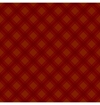 Seamless Red Fabric Tartan Background vector image