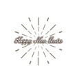 happy-new-years vector image