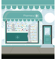 Pharmacy vector image vector image