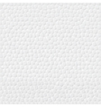 Styrofoam Background vector image vector image