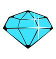 crystal icon icon cartoon vector image