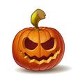 Pumpkins Mean 4 vector image vector image