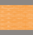 orange basket background texture vector image vector image