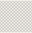 abstract seamless geometric pattern of tiny vector image vector image