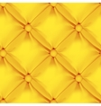 Orange Seamless Leather Upholstery Pattern vector image
