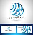 Business Corporate Logo vector image vector image