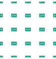 sliders icon pattern seamless white background vector image vector image