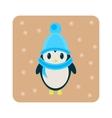Penguin Icon flat vector image