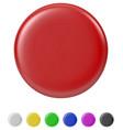 button badge set vector image