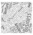 Entrepreneur Magazine l 1 text background vector image vector image