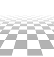 Floor with tiles perspective grid vector image vector image