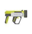 toy handgun child pistol vector image