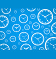 Clock background - isolated
