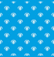 nut and seed company pattern seamless blue vector image vector image