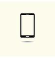 Black Phone model vector image