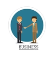 Business design vector image vector image