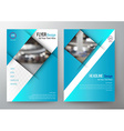 flyer design layout template brochure for annual